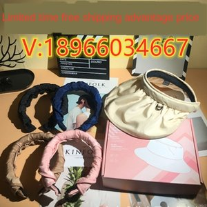 South Korea East Gate shell defense top hair band Douyin same sunscreen hat Hair band sunscreen hat style