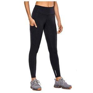 Yukarı Tozluklar Bayan çuha Giyim Anti-Selülit Legging Spor Siyah Leggins Seksi Yüksek Bel Legins Egzersiz jeggings YJ itin