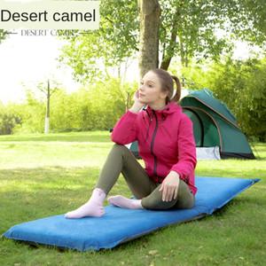 Çöl deve CS036-5 kamp öğle molası yastık Çadır Bed dikiş Şişme çadır otomatik şişme yastık yetişkin süet