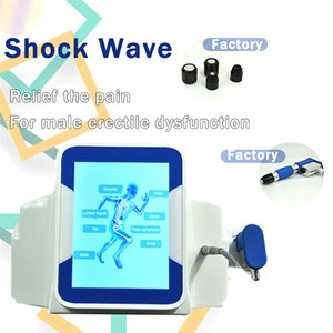 Beweglicher Luftdruck-Ballistic Stosswellentherapie für Ed Behandlung heißer Verkaufs-ESWT Pneumatic Stoßwellentherapie für Körper Schmerzlinderung