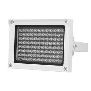 96 LEDS IR Iluminador matriz infravermelho Lâmpadas Night Vision ao ar livre impermeável para câmera de segurança CCTV