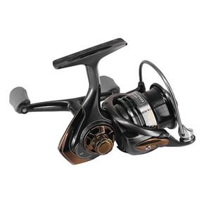 Luckinvoker рыболовная катушка 7.1: 1 Макс Drag 6Kg Большая скорость металла Coil Spinning Reel Saltwater Кастинг Мультипликаторы Reel 2000 3000