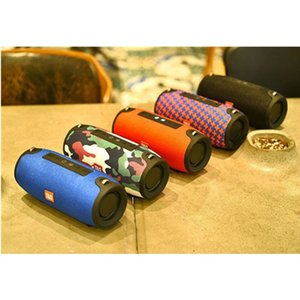 TG125 Bluetooth Wireless Mini altavoz portable con el gancho de la correa de sonido de alta calidad de los bajos Subwoofers HIFI reproductor de música Audio Box