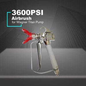 3600PSI высокого давления безвоздушного Новое Высокое качество безвоздушного Краскопульт Аэрограф Spray Сопло Guard С 517 Tip Бест