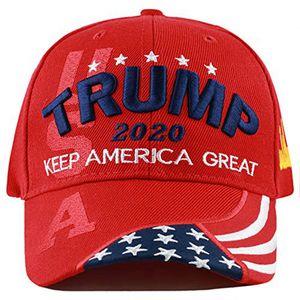 Donald Trump 2020 Baseball Hats Keep Make America Great Embroidery Women Men Sports Cap Visor Trump Hat HHA1447