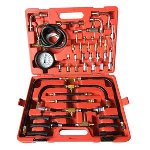New Manometer Fuel Injection Pressure Tester Gauge Kit System 0-140 psi