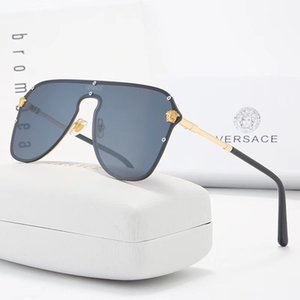 2020 fashion rich temperament sunglasses pilot woman and mens Luxury Designer#160;Brand 1G