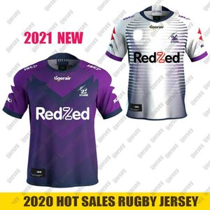 2021 tormenta de Melbourne Rugby Jersey hogar lejos Jersey 2020 NRL Rugby League jerseys chaleco Australia Rugby League Jersey tamaño S-3XL
