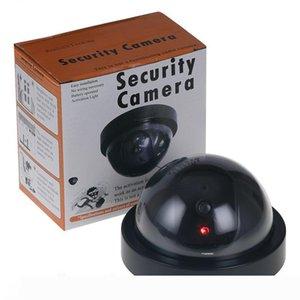 All'ingrosso-2017 di sicurezza domestica falso simulato la videosorveglianza di interni fittizia esterna Led Dome Camera segnale generatore elettrico Hot 66 NUOVI