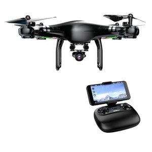 Sensor de la gravedad 2.4Ghz WIFI FPV APP doble control RC de aviones no tripulados i352H Con vidrio AR 15 minutos Intelliget Hover Una tecla Retorno / Take Off