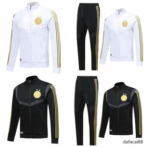 Top 2019 Algeria soccer Jacket SLIMANI BRAHIMI Tracksuit 19 20 MAHREZ chandal 2020 FEGHOULI Soccer Jersey training suits sports wear