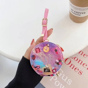 Fashion New Designer Earphone Package for Airpods Black Pink Navy Airpods Protective Case with Inverted Triangle Suitable 1 2 3
