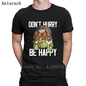 Speed Is Relative Sloth Riding Turtles Raglan T Shirt Sunlight Leisure Cotton Spring S-4XL Personalized New Fashion Shirt