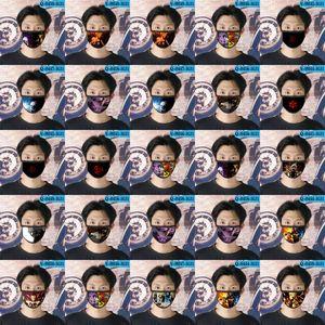 Cubrebocas Tapabocas Для маски Ао Девушки Naruto Многоразовые Ao мультфильм 05 Face Mask Дизайнер Naruto Face rKqOg ppshop01