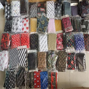 Loui Designer Durag Stirnband Piratenhut Bandanas für Männer und Frauen Viele Designs Silky Durags Du-Rag Bandana Headwraps Hip Hop Caps Hea