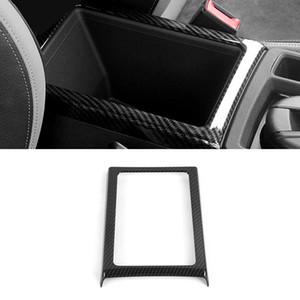 Car Accessories Armrest Storage Box Panel Cover Trim Sticker Frame Interior Decoration for Audi Q3 F3 2018 2019 2020