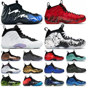 nike air foamposite one nouvel air de la penny hardaway chaussures hommes chaussures de basketball mousse one Alternate Sport Paranorman baskets 7-13