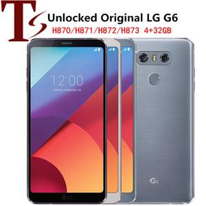 Unlocked LG G6 H870 H871 H872 H873 Quad Core 5.7 Inches 4GB RAM 64GB ROM Dual SIM Dual Rear Camera 13.0MP LTE 4G Mobile Phone