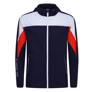 Для мужчин из гладкой ткани горячего бомбардировщика куртки, Стонг оптовой пригонки спортивной одежды куртки