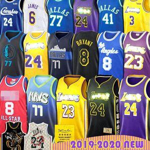LeBron James 23 Doncic Jersey 33 Bryant Anthony Kyle Davis Kuzma Earvin Shaquille O'Neal Johnson Luka Jackson Porzingis DallasMavericks