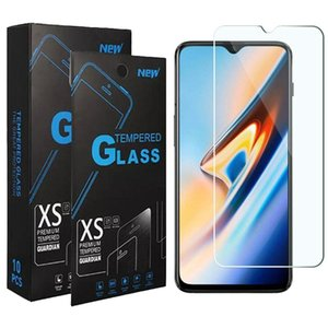 2 .5d Clear Tempered Glass For Honor View 20 V20 10 Lite Y7 Prime 2019 Y9 Huawei Mate 20 X P30 P20 Pro Oneplus 6 6t