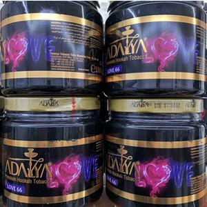 Adalya Любовь 66 Ароматизатор кальян кальян стекла Франция Чича 1000г / 500г / 250г Шиша Табак Flavor Кальяны Аксессуары Шиша аксессуары