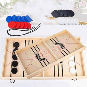 Wooden Playboard Children's Play Toy Parent-Child Interactive Game Props Indoor Creative Play
