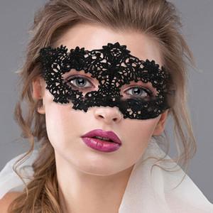 Livraison gratuite épaissie dentelle bronzant masques Designer oeil sexy mascarade masque d'Halloween party visage masque F1603