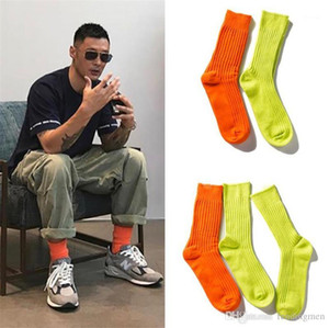 Designer Socks Chunky Knit Solid Color Breathable Thickened Stockings Loose Outdoor Mens Designer Socks Shawn Yue Mens