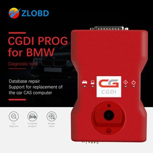 CGDI forBMW Auto key programmer+ eight pin exempt disassembly Adapter & CGDI all 17 functions free open