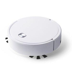 Robot Aspirapolvere, 360 ° Protezione Smart Sensor, Super silenzioso, Robotic aspirapolvere USB, pulisce Pet Pelliccia, Hard pavimento al tappeto
