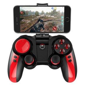 Cgjxs IPEGA Pg -9089 mando inalámbrico Bluetooth Joystick Gamepad del juego para iOS / Android / PC con el teléfono inteligente Clip