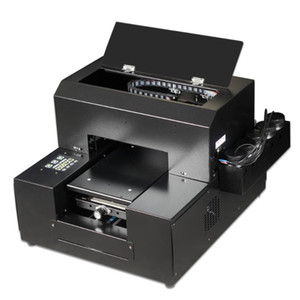 SHBK A4 small size LED UV Printer for Phone Case, Metal, Wood, Acrylic, Glass, TUP, PVC, Leather printing