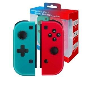 Sem fio Bluetooth Pro Gamepad Controlador Para Nintendo Console Switch para Controlador Mudar caso presente acessórios de jogo Joystick