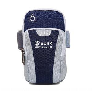 Nouvelle ceinture de sport course sac boutique en ligne Nouveau sac de bras de téléphone mobile en cours d'exécution ceinture bras téléphone mobile sport boutique en ligne