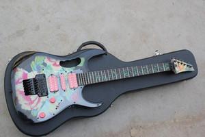 O envio gratuito de 2020 Novo estilo alta JEM 77FP2 Steve Vai Assinatura guitarra elétrica em estoque