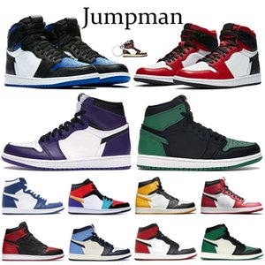 11 XI Hommes Chaussures de basketball Concord Bred Olive Lux Platine Teint Space Jam UNC 2019 XI Designer Chaussures Hommes Sport Sneakers 36-47