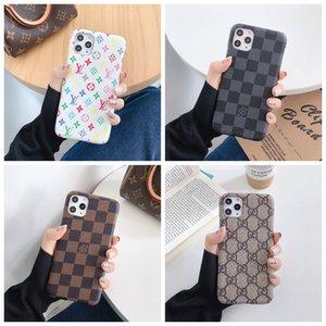 El nuevo teléfono para el iPhone 11 X PRO XS MAX XR 8 7 6 Plus Defensor Shell caja del teléfono móvil para Samsung S10 S20 de ultra S9 S8 NOTA 8 9 10 Cubierta A01