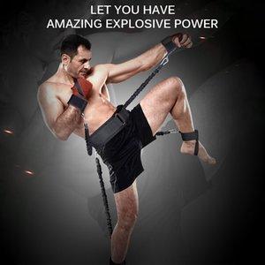 Резинки Йога Пилатес Портативный Pilates Kit Gym Фитнес оборудование Resistance повязку Muscle Gym Сжигание жира Workout