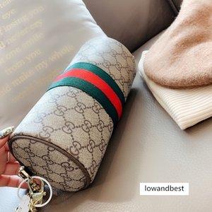 폭발 핸드백 명품 디자이너 배낭 카드 홀더 흰색에 귀여운 디자이너 명품 핸드백 지갑 지갑 미니 나노 베개 케이스