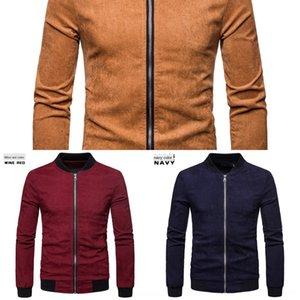 Мужские вельветовые большой размер Wick JK08 Мужские вельветовые большой Wick размер куртки куртки JK08