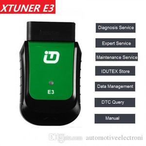 XTUNER E3 Wifi OBD2 completa do sistema OBDII v10.7 Auto Diagnostic Scanner Apoio 23 tipos linguagem Automotive Scanner