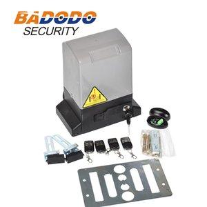 Automatic Sliding Portão abridor 1600lbs 2646lbs 3306lbs elétrica Hardware pesado trilha Dever Driveway Motor Kit de Segurança