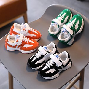 Boys Fashion Sport Style Shoes Kids Spring Autumn Explosion Comfortable Running Wear 2020 New Arrival Children Unisex Breathable Shoes