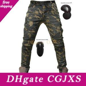 Le plus récent des ventes Hot Uglybros Motorpool Ubs06 Jeans Loisirs moto Jeans Pantalons de pantalons Locomotive armée moteur