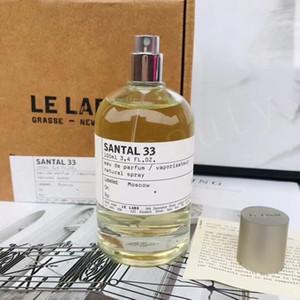 2020 Hot Le Labo Neutral Perfume 100ml Santal 33 Bergamote 21 Rose 31 El noir 29 Larga Marca Eau de Parfum Free Fragrance Fragance