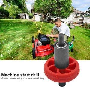 쉽게 도구를 운반 전기 엔진 시작 어댑터 휴대용 잔디 깎는 기계 엔진 모터 친환경 교체 부품