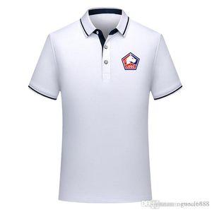 2019 20 Ligue Lille Polo-Hemd Fußball-Trikots pepe Polo Fußball Trikots Männer 18/19/20 Lille Männer Fußball-Polo-Hemd-Fußball-Hemden