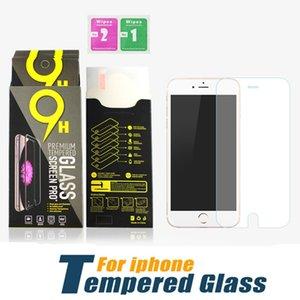 للحصول على 11 برو ماكس الزجاج المقسى فون X XS XR 8 حامي شاشة آيفون 7Plus 6S السينمائي رزمة ورقة