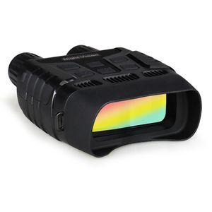 """رؤية الليلية مناظير الجهاز IR تلسكوب التكبير الرقمي البصريات مع 2.3 """"شاشة صور تسجيل فيديو كاميرا الصيد CL27-0008"""